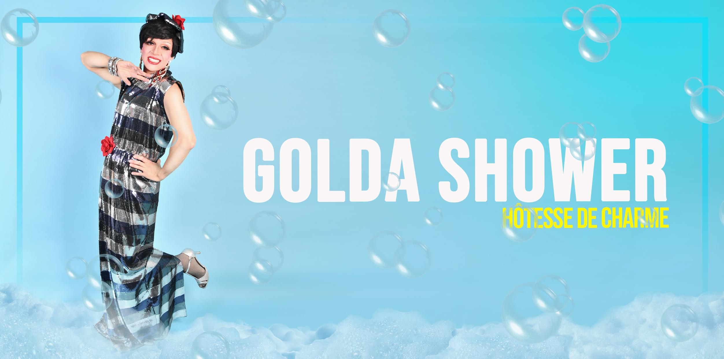 Golda Shower l'Hotesse de charme