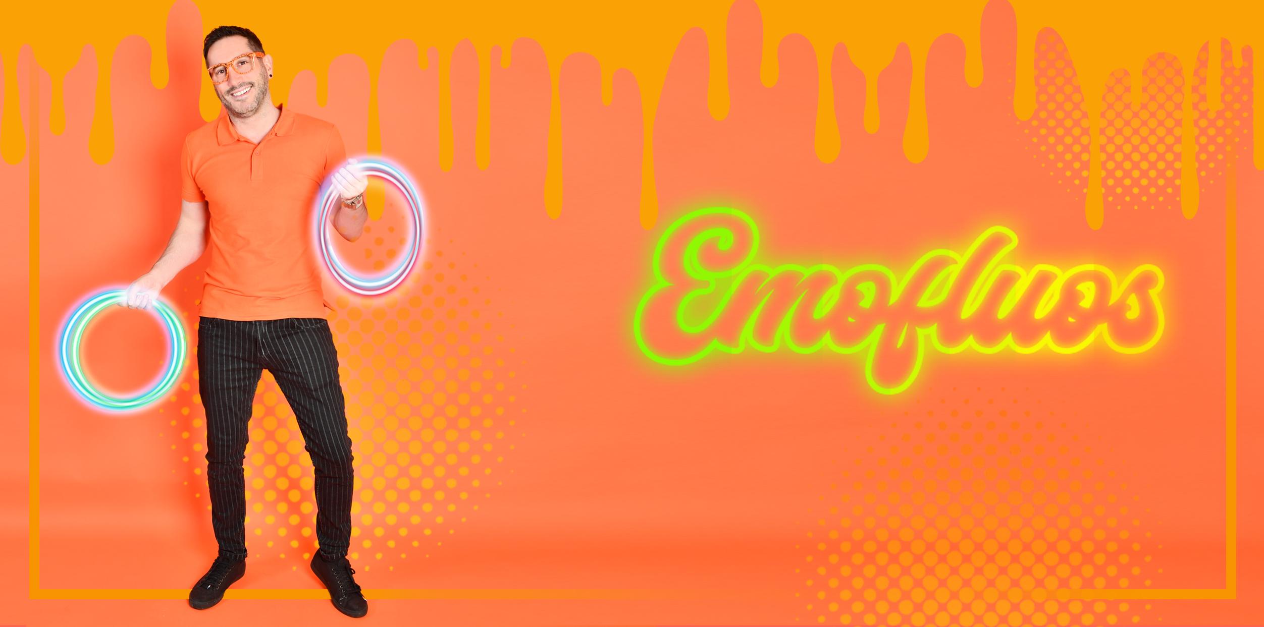 Emo-Fluo, les bracelets flu de la soirée Celib or Not