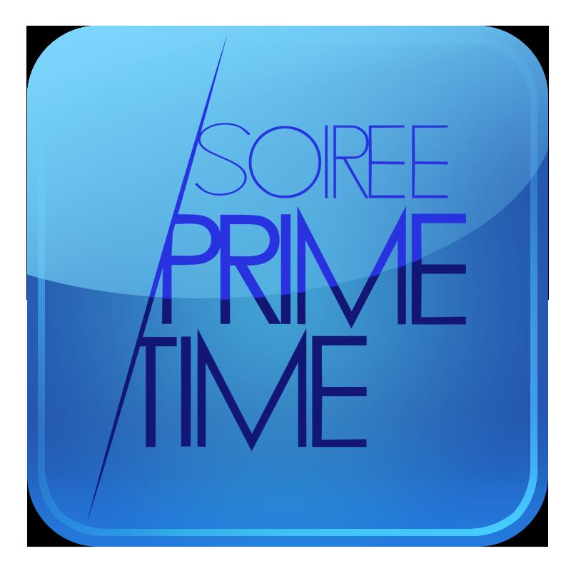 icone du menu de la soirée Prime Time